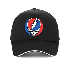 fashion grateful dead blues for allah cap Men Women Summer Visor Unisex Baseball caps adjustable snapback hats gorra hombre