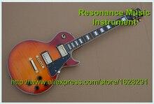 Neue Ankunft Gitarre Vintage Sunburst Finish LP Benutzerdefinierte Epin Golden Hardware Benutzerdefinierte Gitarre & Kits Erhältlich
