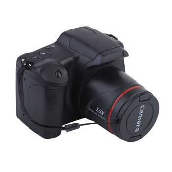 Videocámara Digital Goldfox HD 1080P cámara Digital de mano 16X Zoom Digital HD 1080P videocámara DV