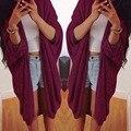 Новая женская Открыть Стежка Мода Долго Пальто Для Женщин Осень-Весна Тренчи Верхняя Одежда Свободные Пальто Gabardina Mujer Траншеи