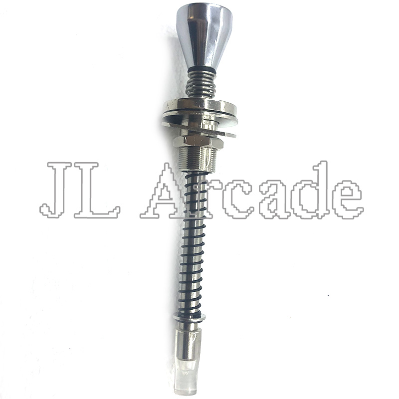 Good spring pinball machine pull rod, the Oriental Pearl, the pinball arcade machine large rod, game accessory image