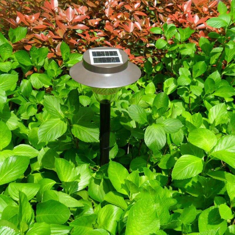 Solar Powered LED Outdoor Garden Spotlight Landscape Stake Light Track  Lighting Site Lighting   Waterproof