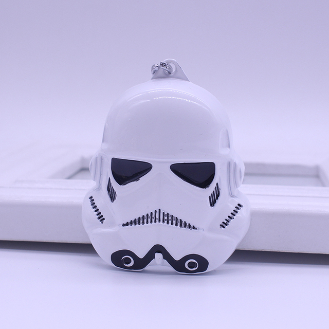 Star Wars 3 Colors Keychain Pendant Darth Vader