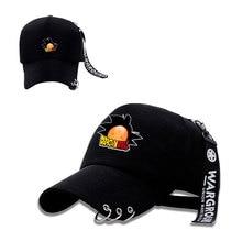 Triple-Ring Dragon Ball Baseball Cap Hat