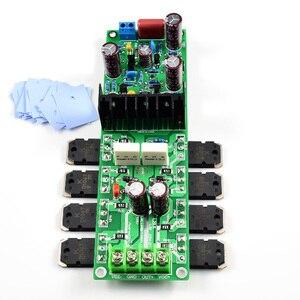 Image 4 - Lusya 2 canaux L20.5 250W * 2 amplificateur de Puissance Audio HIEND Ultra faible Distorsion KEC KTB817 bricolage KITs