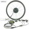 Когда-нибудь 48V500W E-BIKE Снег велосипед задний поворот ступицы мотор весь водонепроницаемый кабель Электрический велосипед конверсионный ком...