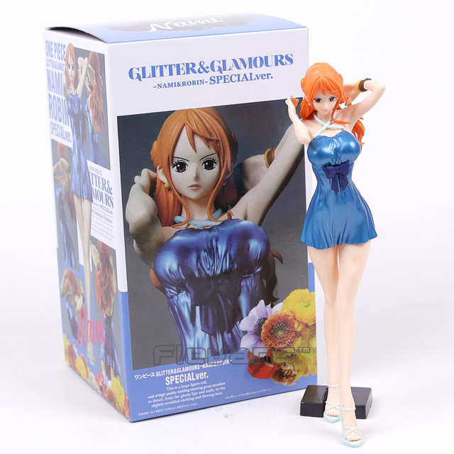 Anime One Piece Glitter & Glamour PVC Figure Collectible Model Toy
