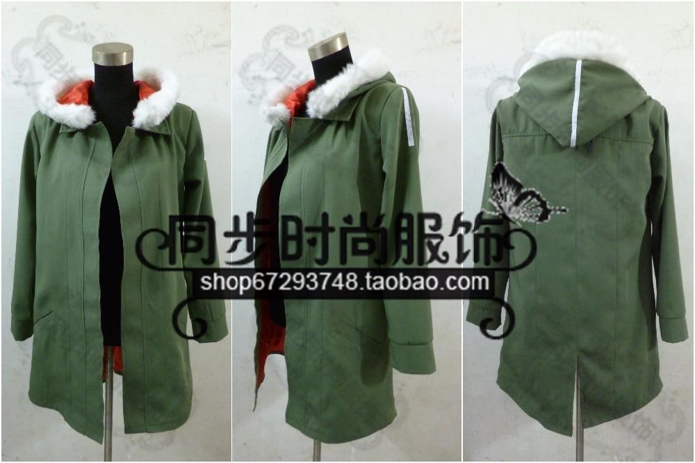 Anime Hombre Coat Cosplay Abrigo Noragami Xufaq Traje Sólo Cos Yukine dnnx6FS