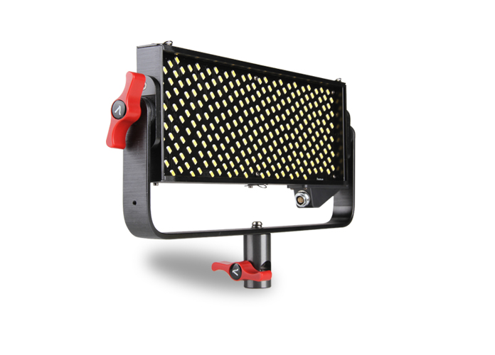 Aputure LS 1/2w LED Video Light Storm CRI98+ 264 SMD Lamp Beads with Anton Bauer Battery Controller Box Brightness DMX Console
