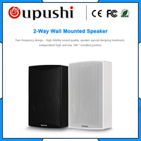 OUPUSHI CL302 PA System ABS Stereo In Ceiling 10w Wall Speakers With Amplifier