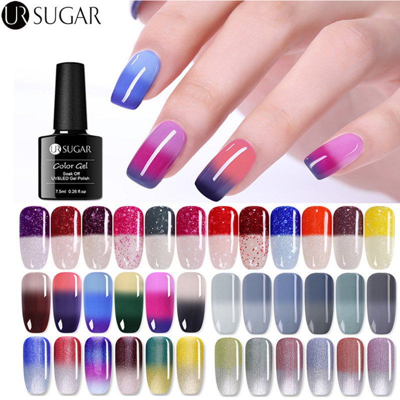 Aliexpress.com : Buy UR SUGAR 7.5ml Purple Color Series