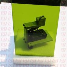 Окно защиты лазера для лазеров YAG 1064nm, размер: 50mm x 50mm x 5mm оптическая плотность> 4