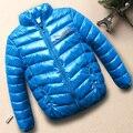 Children Winter Cotton-padded Jacket Kids Thick Cotton Clothes Boy and Girls Eiderdown Cotton Boy Coat V-0268