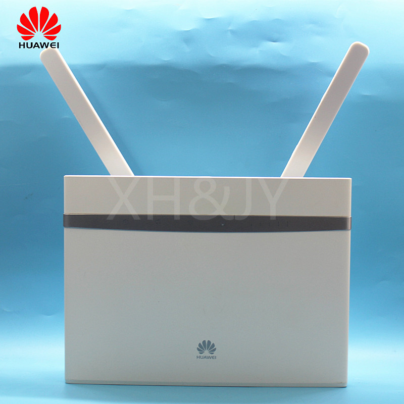 Unlocked  Huawei B525 B525s-65a 4G 300Mbps LTE CPE Wifi Router With Antenna 4G Wireless Router SIM Card Slot PK B310 E5186 B315