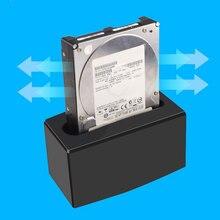 Noyokere 2.5 и 3.5-дюймовый SATA к USB3.0 внешние hdd/SSD жесткий корпус диска/Чехол ЕС/ нам Стандартный для рабочего стола/Тетрадь