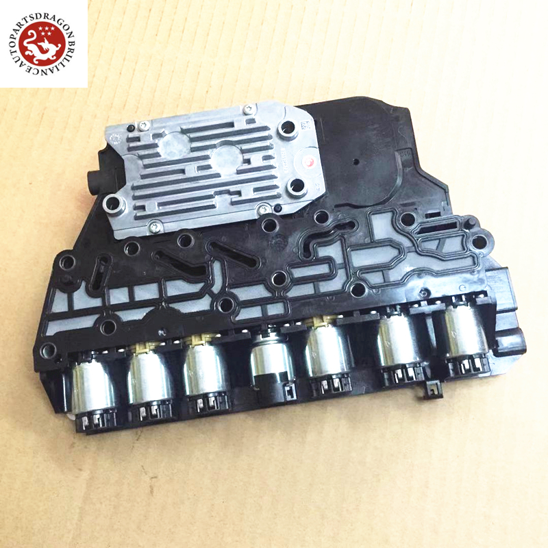 Automatic Transmission Solenoid Valve Body 24256524 24256657 24260028 24260820 24275859 GF6 TCU 6T30 6T40E 6T45E 6T40 6T45(China)
