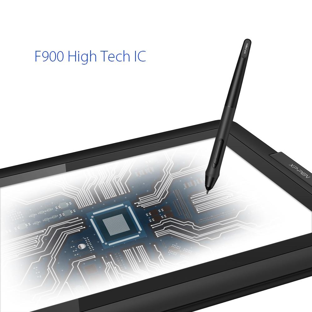 XP-PEN Tablette Graphique Moniteur Artist15.6 avec 8192 Stylet Passif sans Batterie - 4