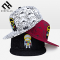 New Fashion Snapback Cap Bone Women Baseball Cap Unisex Snapback Hip Hop Hat Cap Men Hat Flat-Brimmed Gorras Drop Shipping