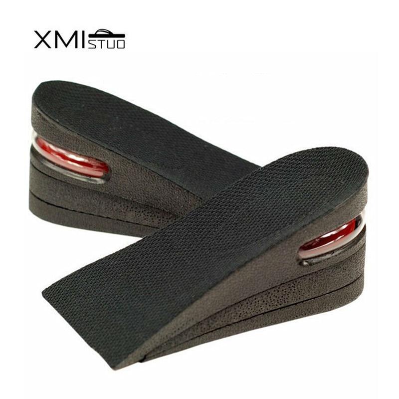 1 paire NEW2014 Moitié Taille 3 Couche Man 6 cm 2.5 pouces Augmenter - Accessoires pour chaussures