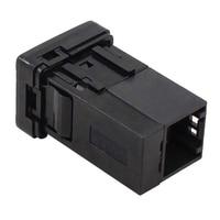 Hot USB Port Adapter Jack 86190 0R010 for Toyota Rav4 Camry Yaris Corolla Avalon BX