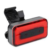 New 1800lm Bike Taillight USB Rechargeable Safety Warning Bicycle Rear Light Bike Lamp Waterproof Mountain Road