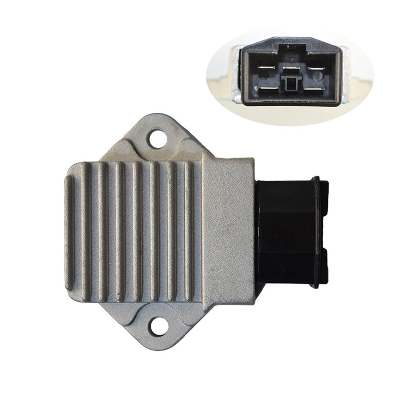 цена на Motorcycle Voltage Regulator Rectifier Line head For Honda CBR250 CBR NSR 250 NSR250 CB - 1 VFR400 RVF400 NC35 NC30 CB400