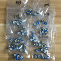 65pcs RM063 vertical blue white adjustable resistor kit 100 ohm -1M ohm 13 kinds * 5 PCS=65PCS