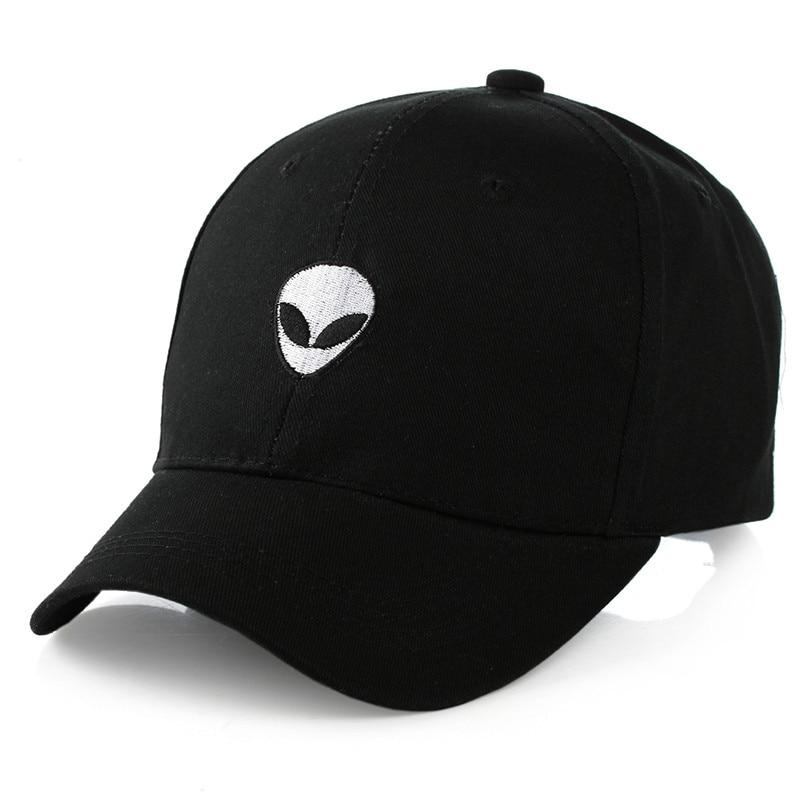 Бейсболки Aliens Outstar Snapback, черные бейсболки E.T UFO для мужчин и женщин, Регулируемая шляпа для папы, Прямая поставка
