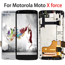 LCD Display For Motorola Moto X Force XForce 5.4