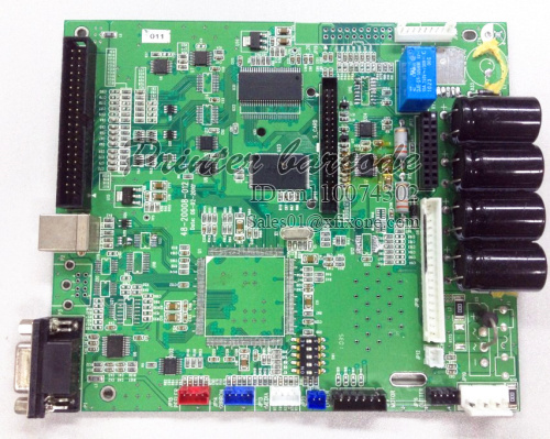 Original Used Motherboard Main Board For Argox X-1000V ,Label Printer Accessories,Printer Part