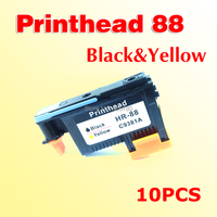 Fastshipping For Printhead HP88 Black Yellow Compatible For Printhead 88 HP88 C9381A HP L7580 7590 K5400