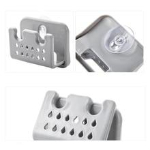 Sponge Rack Soap Storage Holder For Kitchen