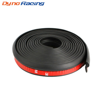 1Meter Z Type 3MAdhesive Rubber Car Door Seal Sound Insulation Car Door Sealing Strip Weatherstrip Edge Trim Edge Trim image