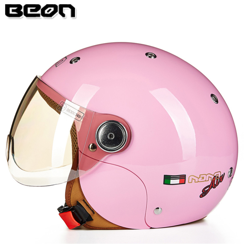 48 54cm Children Cartoon Motorcycle Helmet Kids Open Face Girls Boys Moto Casque Casco motocicleta Capacete
