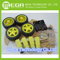 !!!Free shipping 4WD Smart Robot Car Chassis Kits with Speed Encoder New
