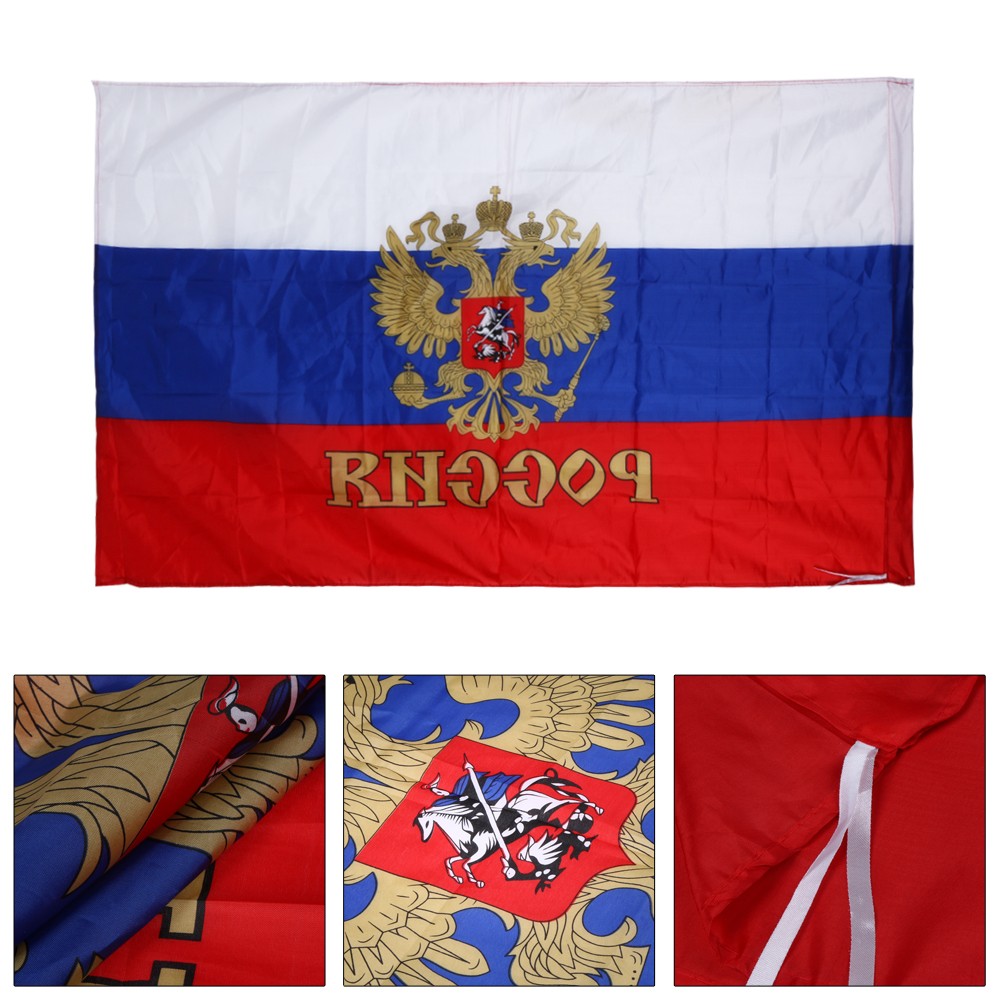 Russian National Flags