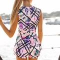 Cozy Sexy Womens Floral Playsuit Bodycon Party Jumpsuit Romper Shorts Clubwear S-XL