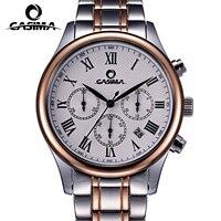 Relogio Masculino CASIMA Gold Watch Men Waterproof Fashion Charm Military Sport Quartz Wrist Watch Clock Saat Japanese Movement