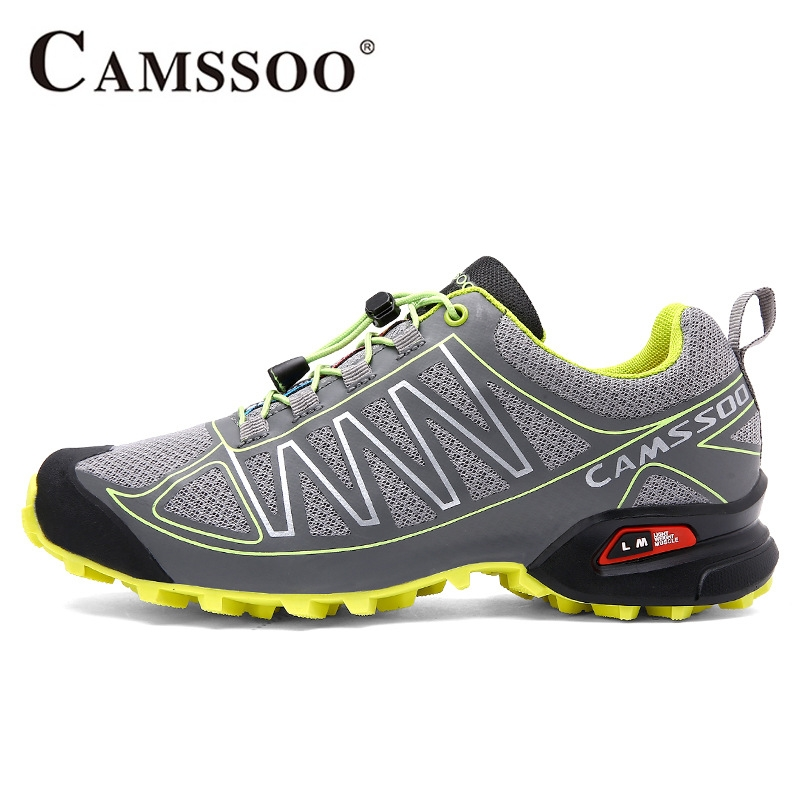 Camssoo Walking Shoes Brand Men High Quality Lightweight Sneakers Platform Shoes AA40356 женские топы и футболки brand new 40356