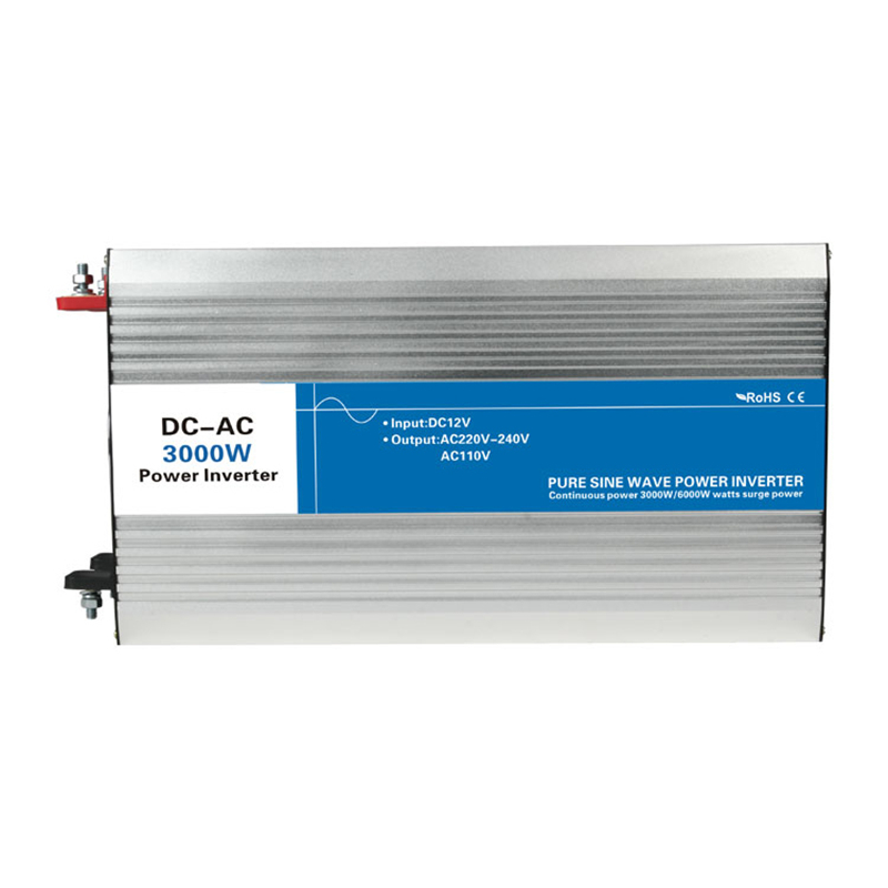 3000w pure sine wave inverter DC 12V/24V/48V to AC 110V/220V tronic power inverter circuits grid tie off cheap 12 24 48 V
