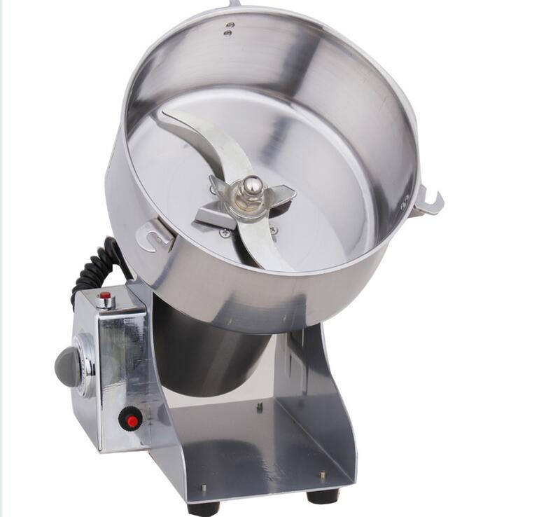 2000g Chinese Medicine Grinder Grain Mill Electric Grinding Machine Nut Herbs Crusher Miller Shredder Pulverizer 110V 220V2000g Chinese Medicine Grinder Grain Mill Electric Grinding Machine Nut Herbs Crusher Miller Shredder Pulverizer 110V 220V