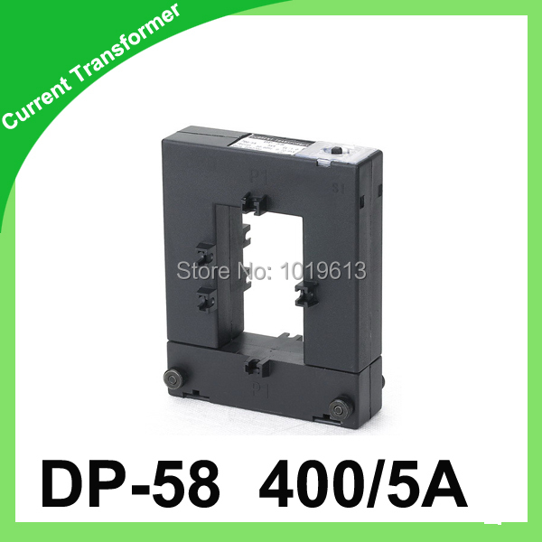 Clamp current transformer for energy meter Low voltage CT DP-58 400/5A class:0.5 1.5VA 400 5a split current transformer for amp meter