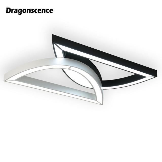 Dragonscence Modern Led ceiling light for living child room bedroom Business occasion New design remote Ceiling lamp fixture