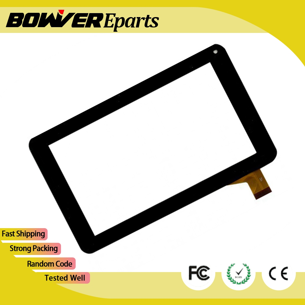 A+ 7'' inch Touch screen Digitizer Bliss Func Happy Pro-01 Tablet Outer Touch panel Glass Sensor replacement touchscreen 7 inch tablet screen for dp070211 f1 touch screen digitizer sensor glass touch panel replacement parts high quality black