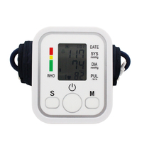 Household Blood Pressure Meter Upper Arm Health Products Suitable For All Kinds Of People Full Automatic Operation Is Convenient