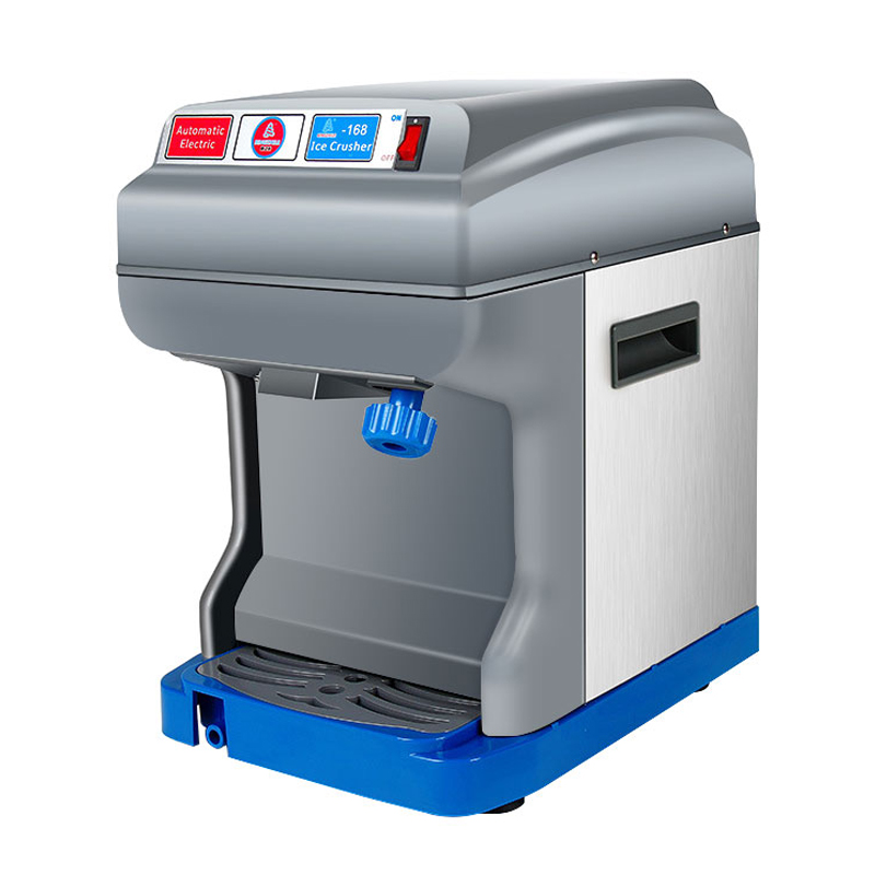 Commercial Ice Crusher Shaving Machine Ice breaker 180w 220v Ice Cream Machine 2kg/min image