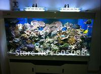 16x9 120w dimmalbe high power led aquarium tank light blue&white color ratio 1:1 life>50,000hrs nice for hydrophyte lighting