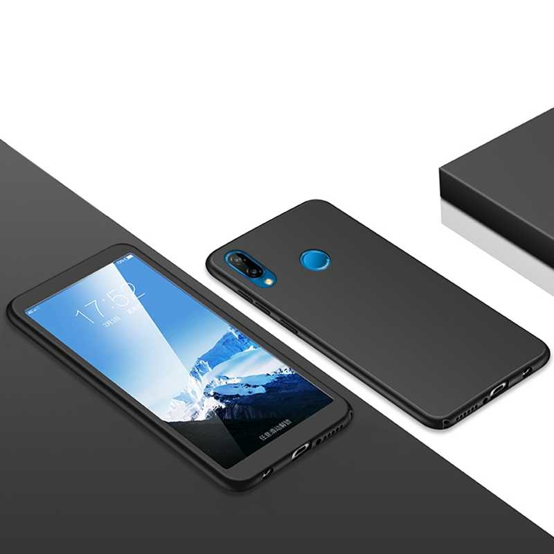 Для Xiaomi mi 8 SE A1 A2 Lite Red mi S2 Note 4 4X5 плюс 6 6A Pro Poco F1 360 градусов полный корпус мягкий силиконовый матовый чехол из ТПУ чехол