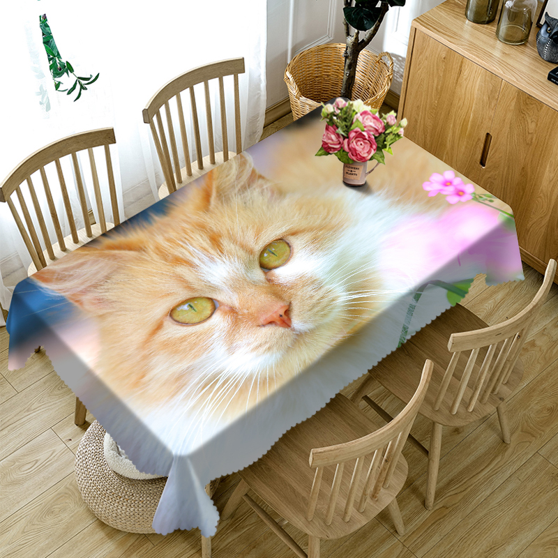 3d Tablecloth Forest Guardian Unicorn Stereo Tablecloth Tapestry