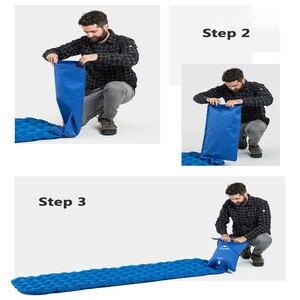 Image 3 - Naturehike Waterproof Inflatable Cushion Universal Air Bag Portable Easy Inflatable Bag Moisture proof Picnic Cushion Air bags